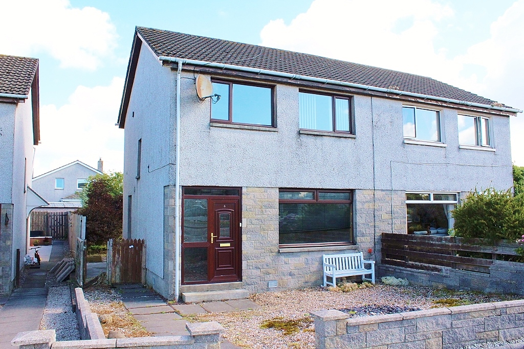 Photograph of 4 Ochtrelure Way, Stranraer