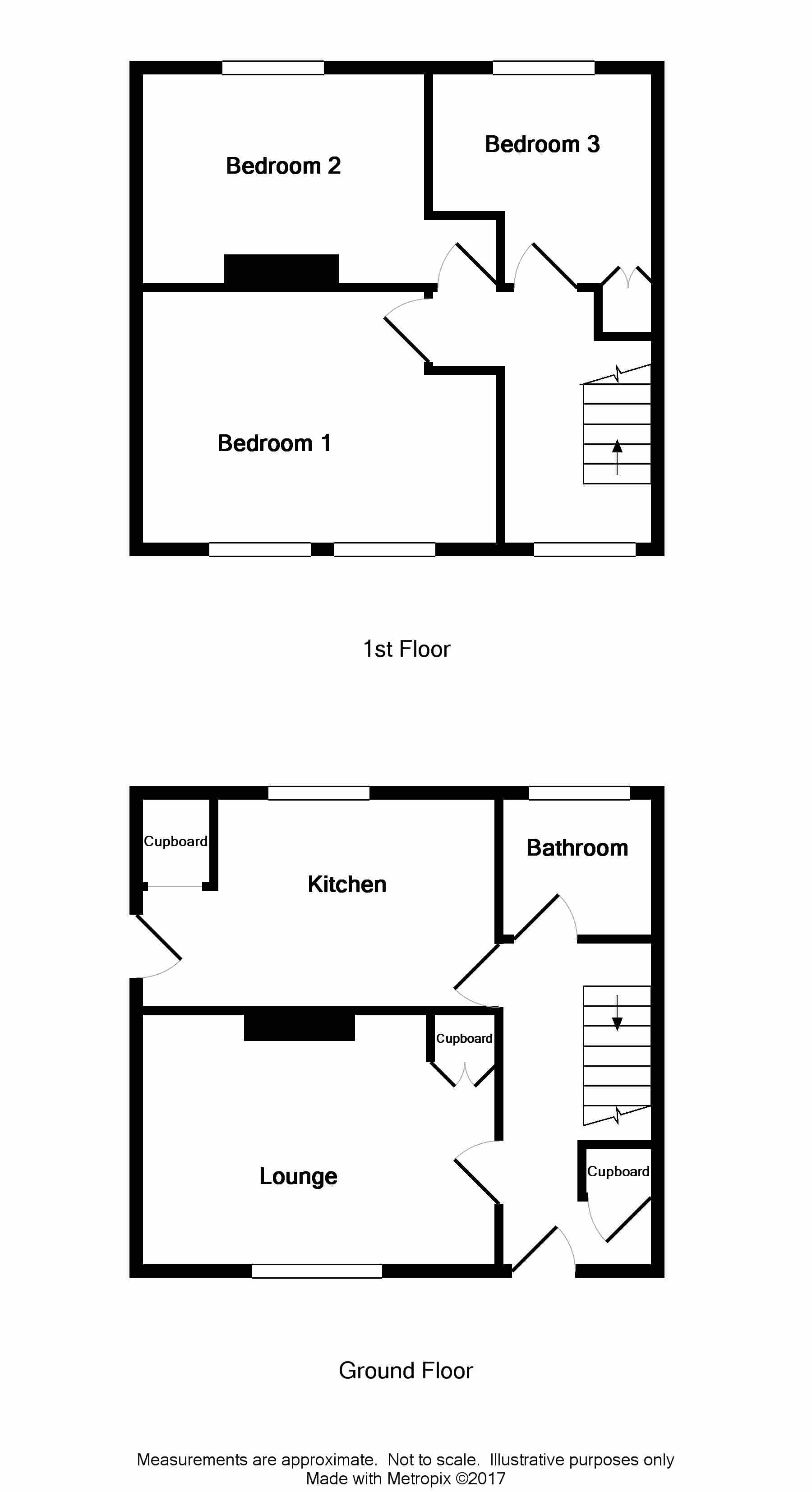 Floor Plan for 4 Whitson Avenue