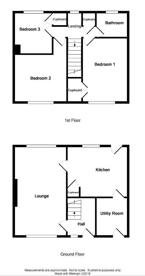 Floor Plan for 53 Dunbae Road
