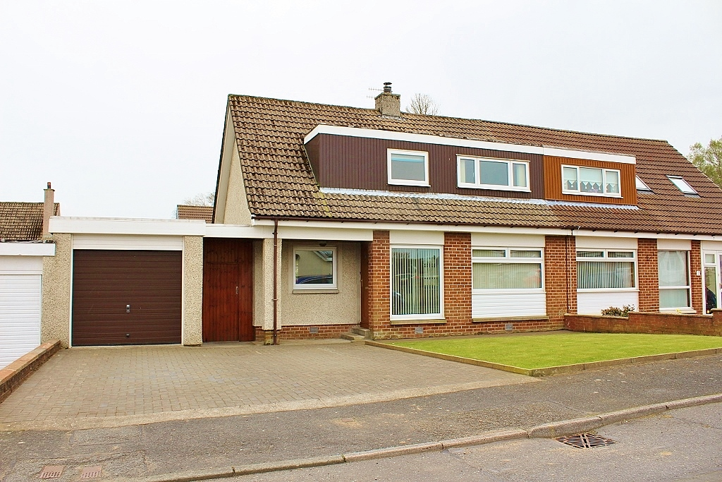 Photograph of 5 Dalriada Avenue, Stranraer