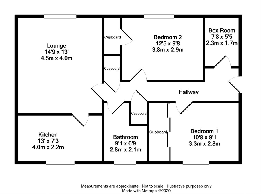 Floor Plan for 5D Foundry Lane