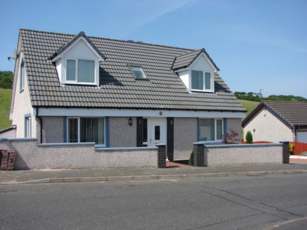 Photograph of 60 Leafield, Stranraer