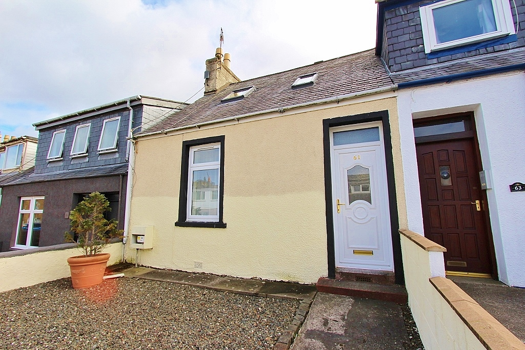 Photograph of 61 Dalrymple Street, Stranraer