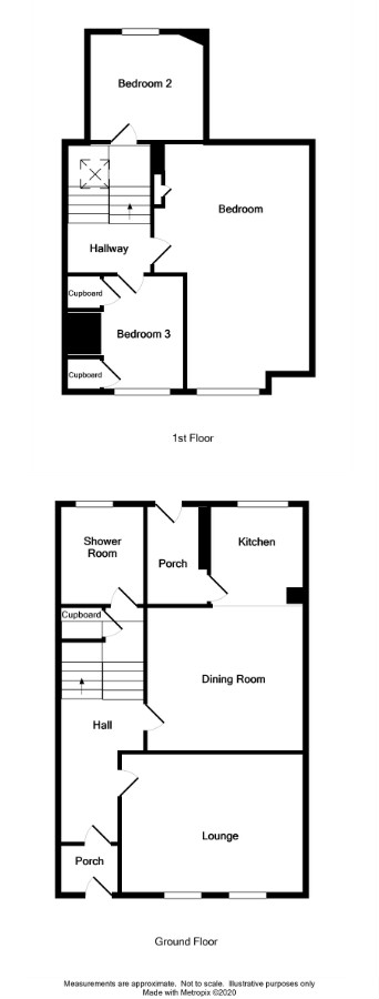 Floor Plan for 63 Lochryan Street
