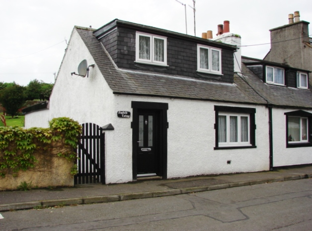 Photograph of 'Mayfield Cottage', 66 Main Street, Kirkcolm