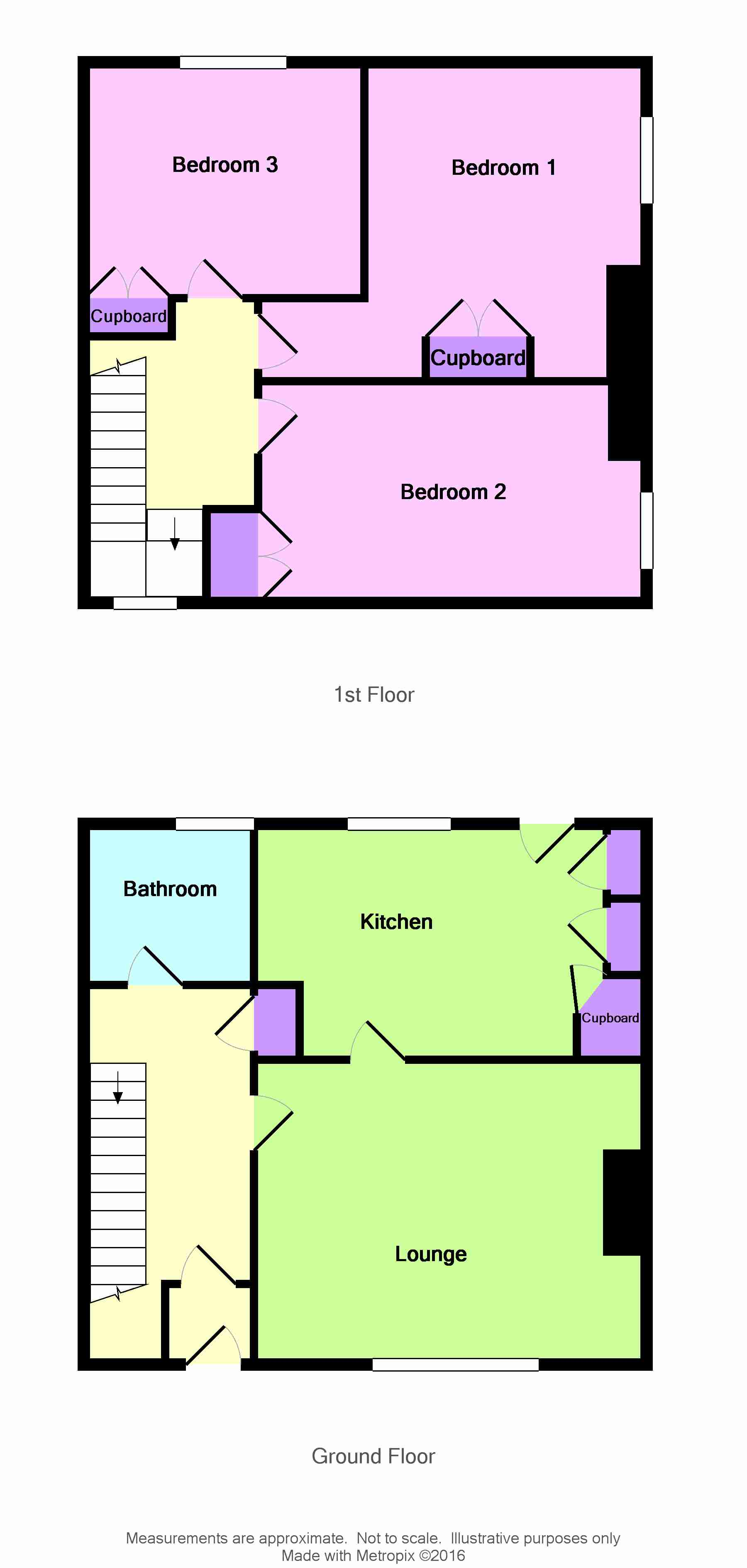 Floor Plan for 6 Bayview Terrace