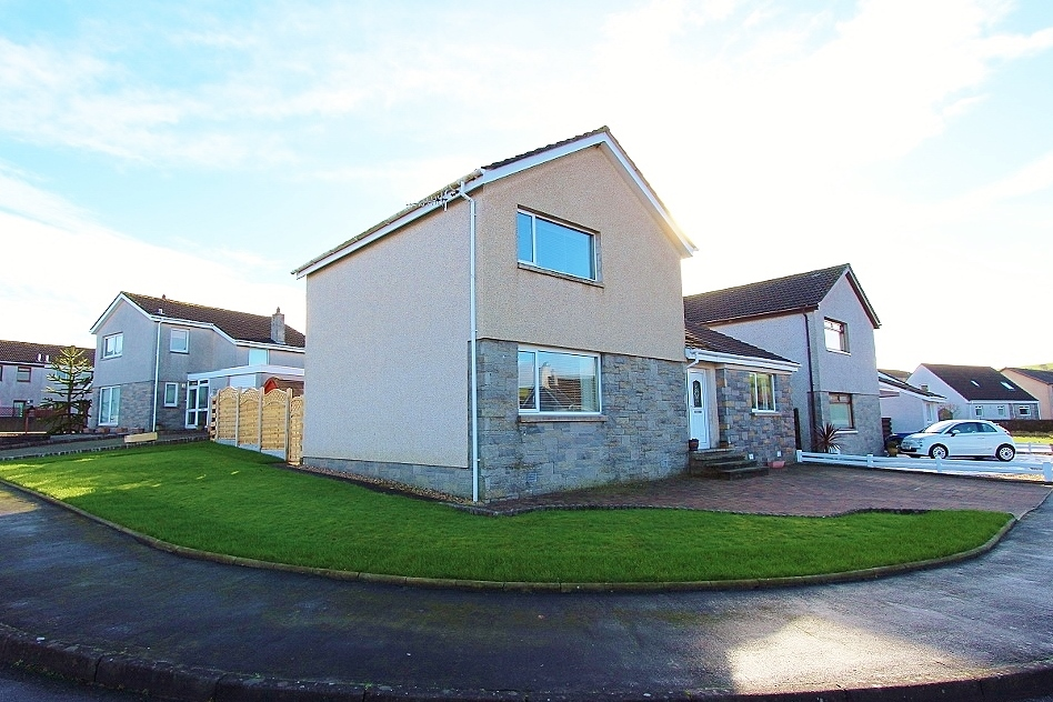 Photograph of 6 Clenoch Parks Road, Stranraer