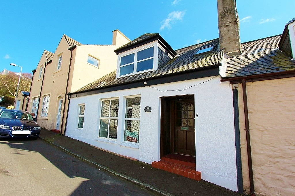 Photograph of 6 Hill Street, Portpatrick