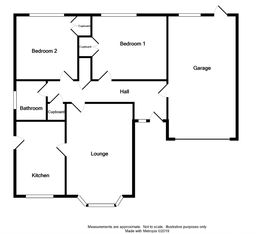 Floor Plan for 6 Sycamore Way