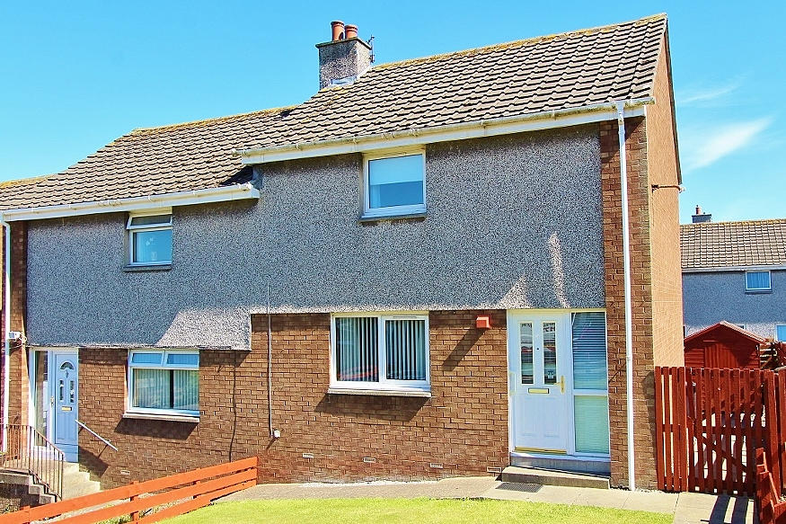 Photograph of 6 Thorney Way, Stranraer
