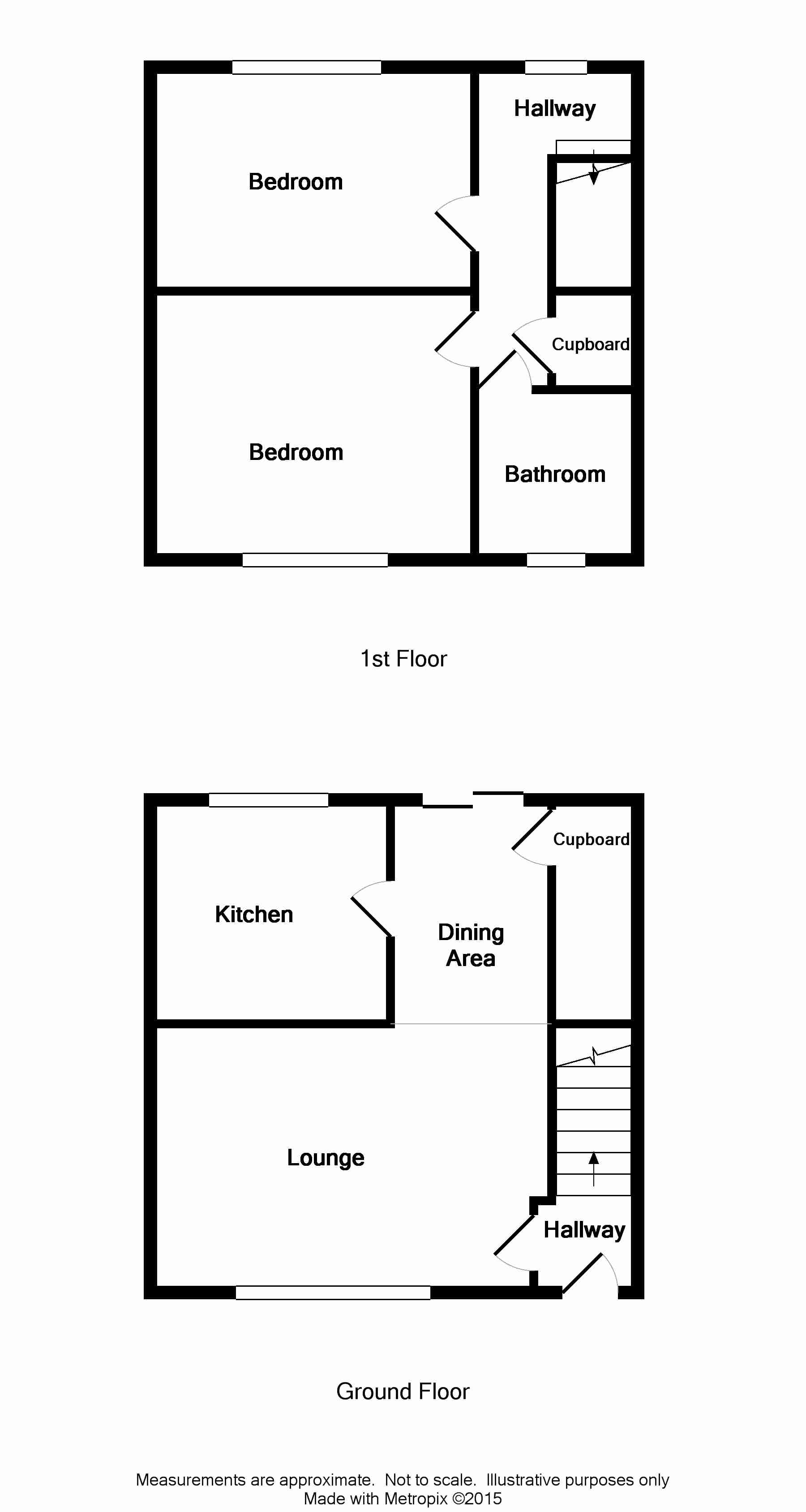 Floor Plan for 70 Gallowhill Rise