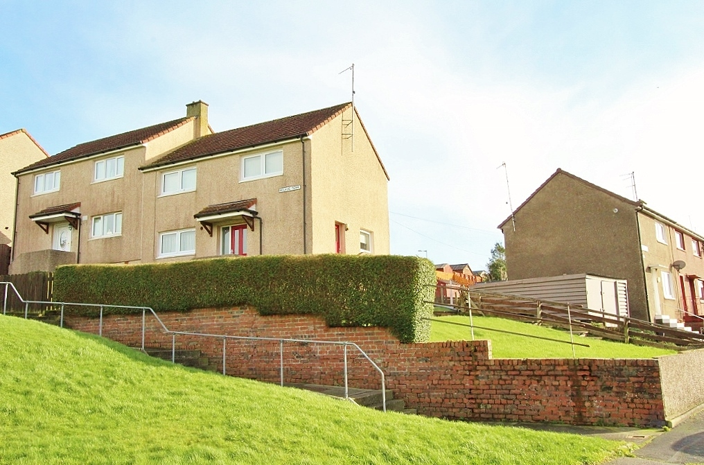 Photograph of 7 Belvue Terrace, Stranraer