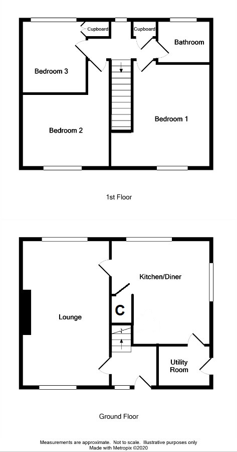 Floor Plan for 7 Belvue Terrace