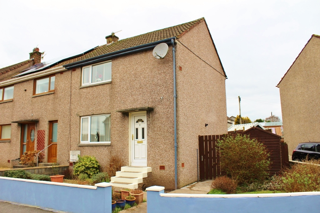 Photograph of 7 Finnart Crescent, Stranraer