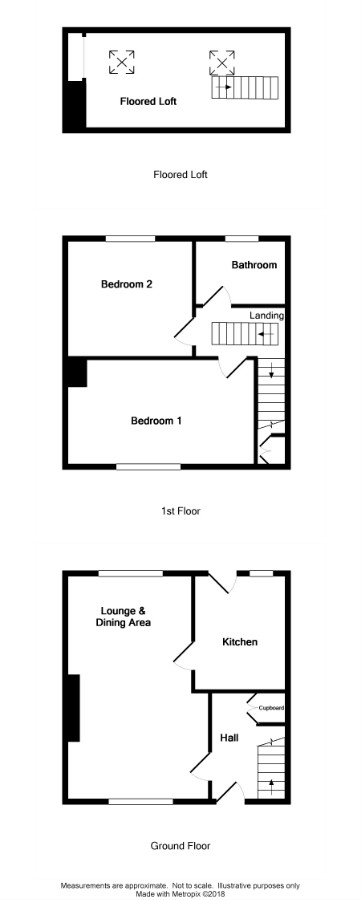 Floor Plan for 7 Finnart Crescent
