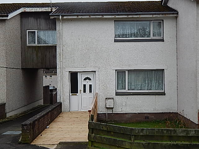 Photograph of 8 Glenwell Avenue, Stranraer