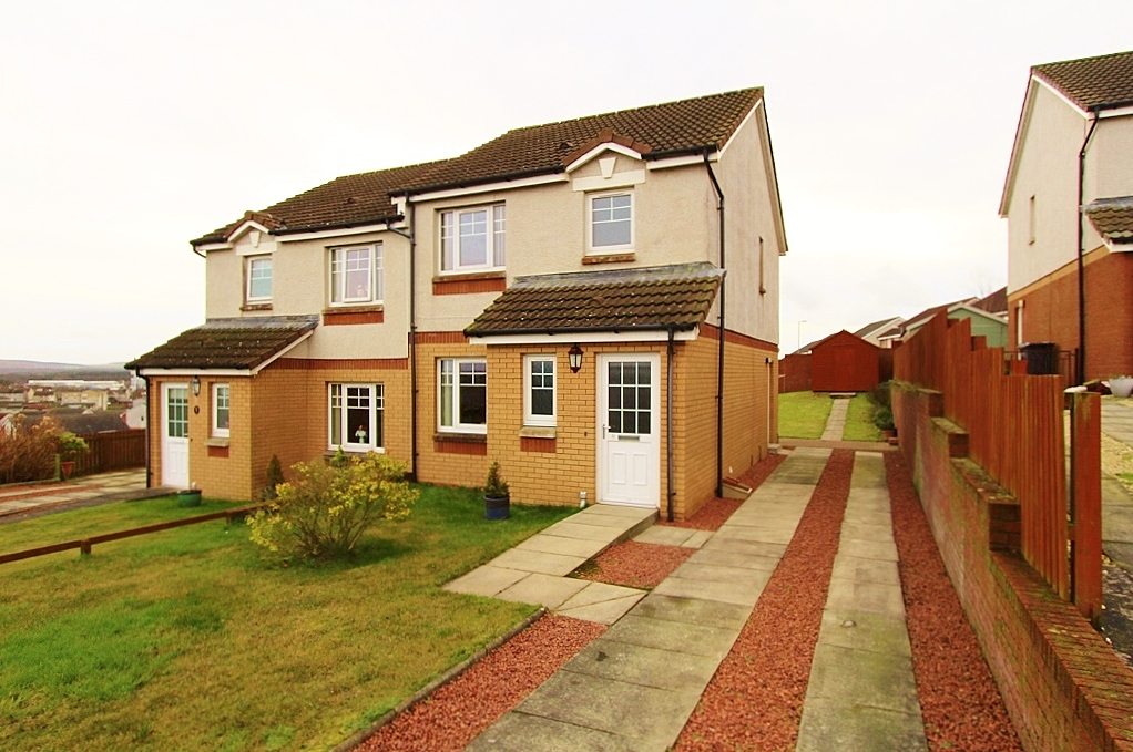 Photograph of 8 Hilltop Close, Stranraer