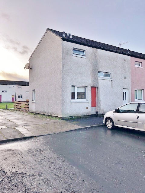 Photograph of 9 Trades Court, Stranraer