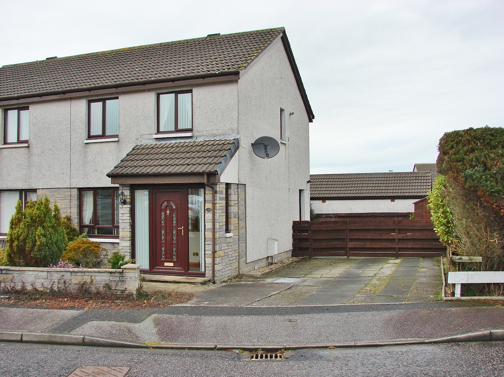 Photograph of 9 Sheuchan View, Stranraer