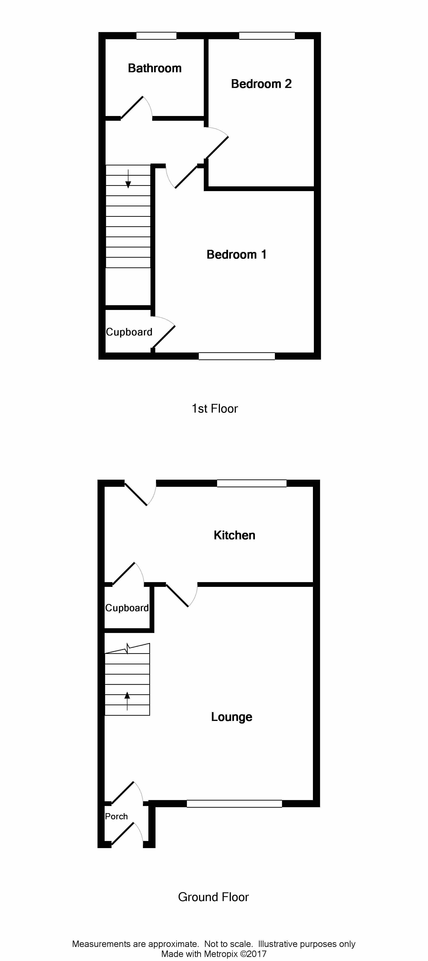 Floor Plan for 9 McCormack Gardens