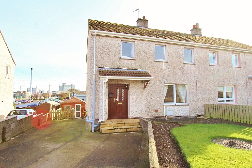 Photograph of 9 Belmont Crescent, Stranraer