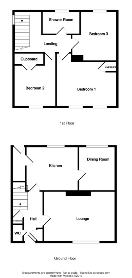 Floor Plan for 9 Belmont Crescent