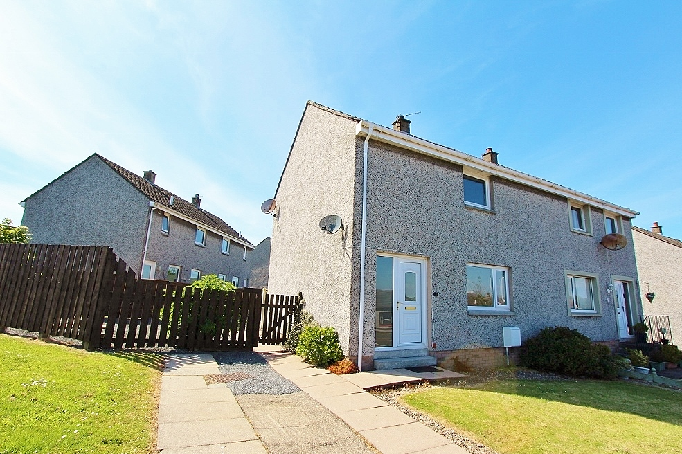 Photograph of 9 Kerrsland Road, Stranraer