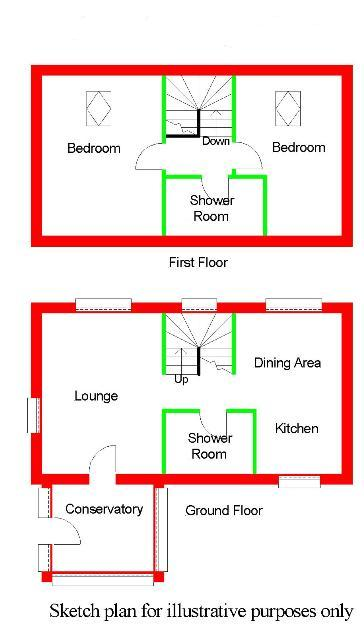 Photograph of Ashbank House Floorplan