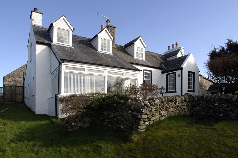 Photograph of Challoch Farmhouse, Sandhead