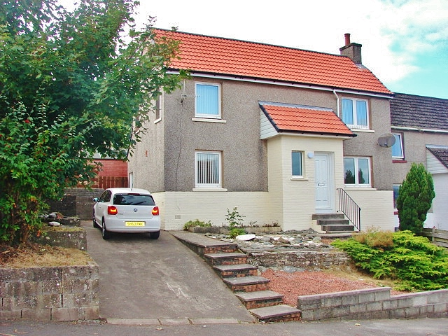 Photograph of 10 Fairhurst Road, Stranraer