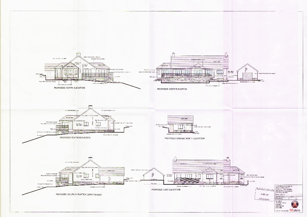 Photograph of Elevations