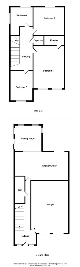 Floor Plan for 'Alandale'