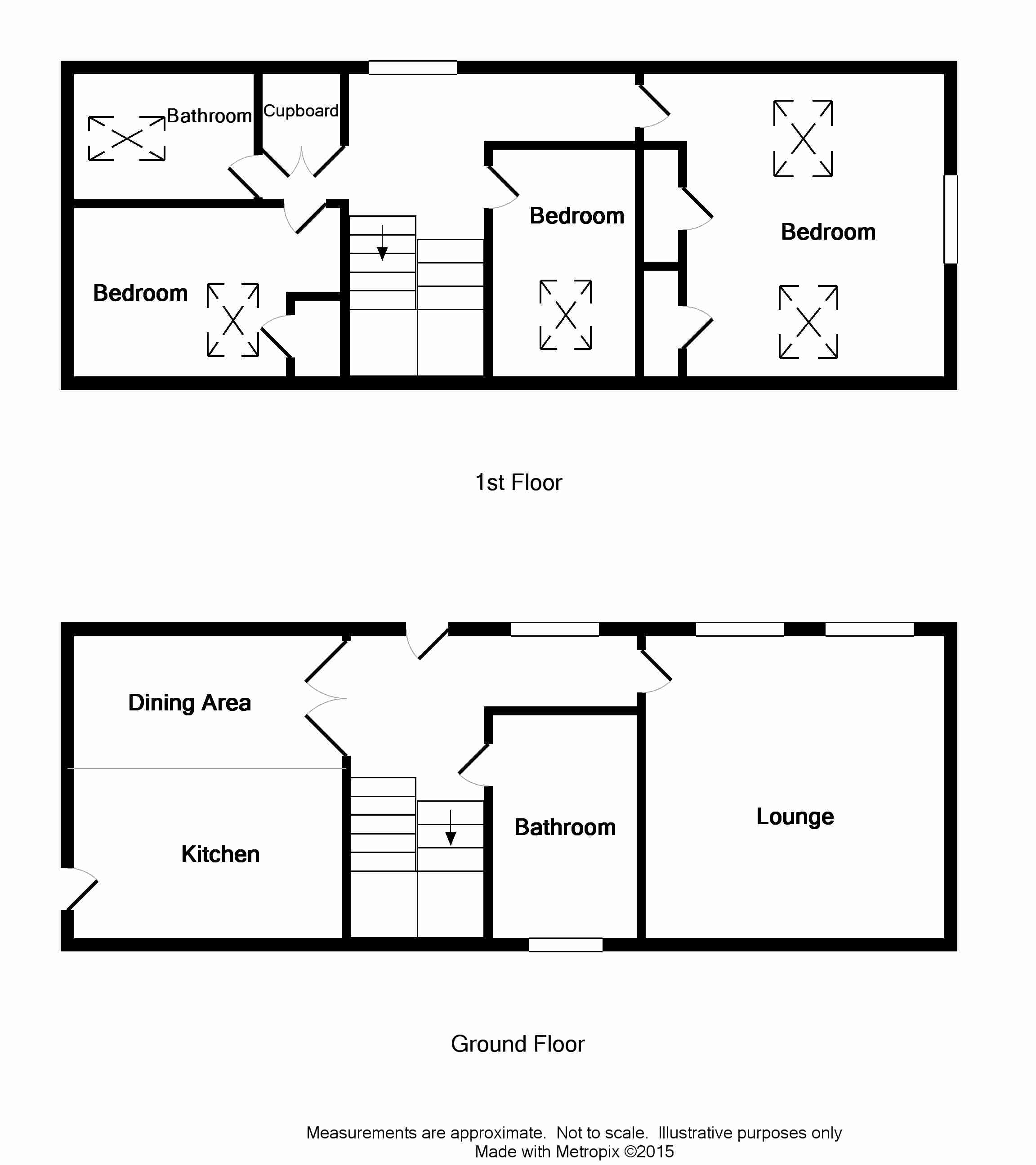 Photograph of Property 1 floorplan
