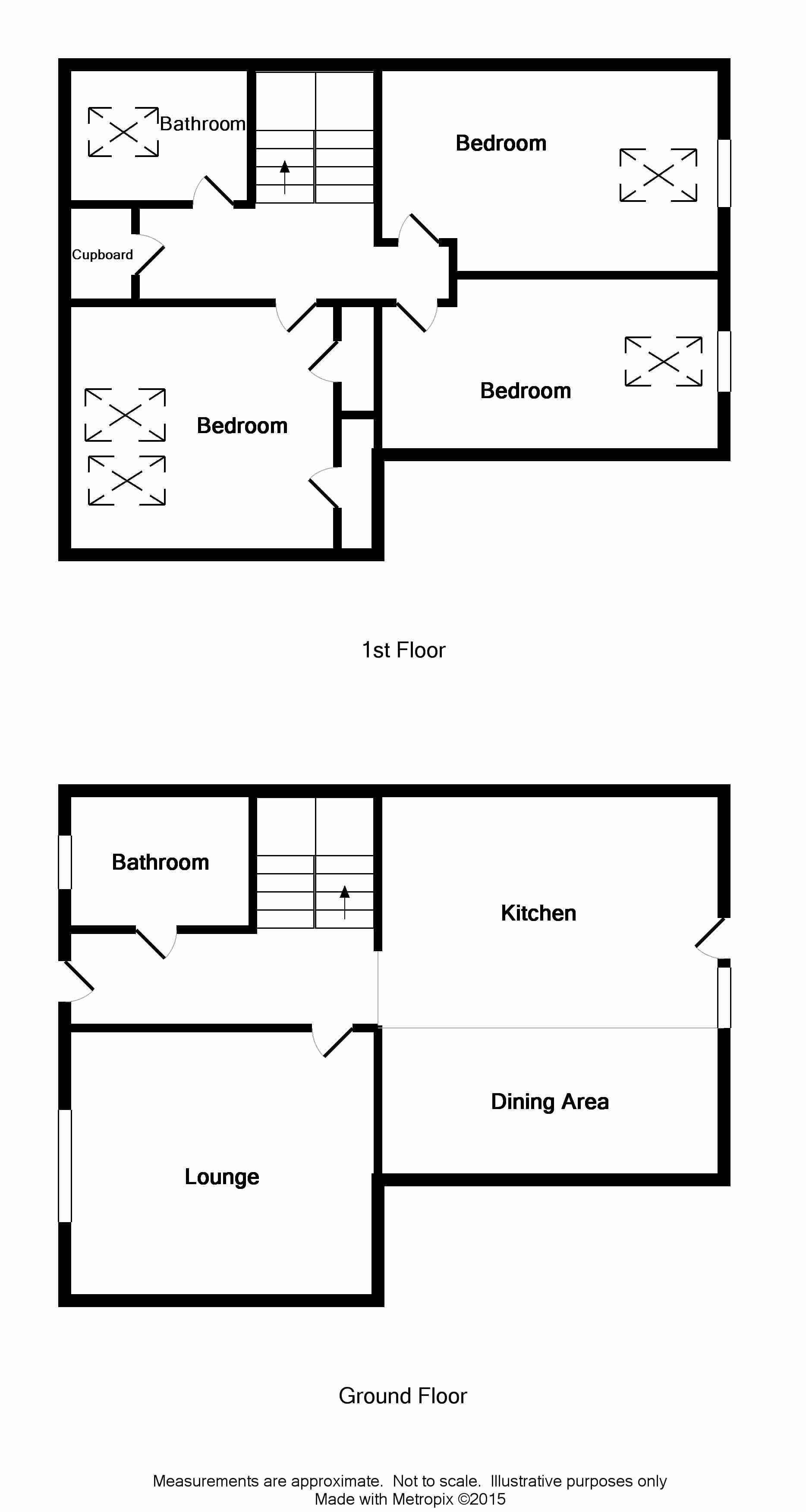 Photograph of Property 2 floorplan