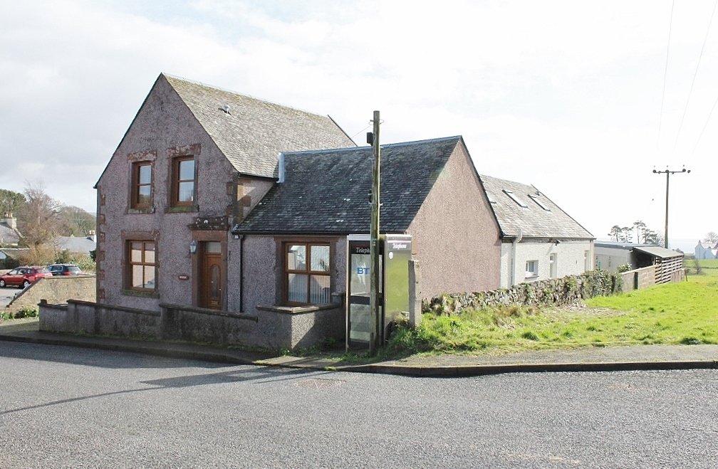 Photograph of 'Braefoot', Church Road, Kirkcolm