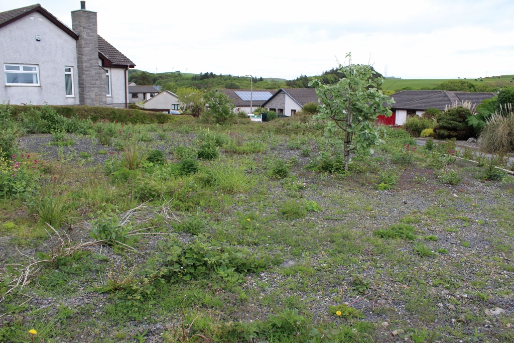 Photograph of Building Plot, Heugh Rise, Portpatrick