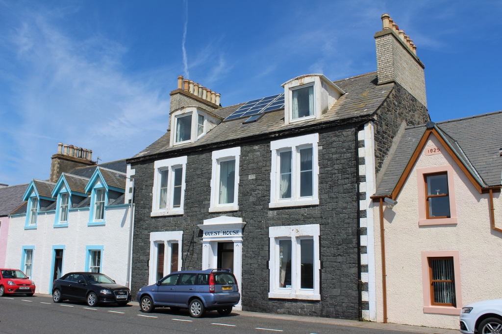 Photograph of 'Carlton House', South Crescent, Portpatrick