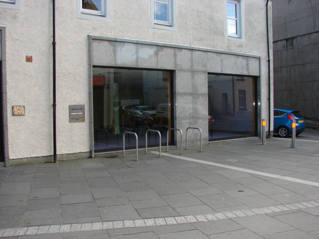 Photograph of TO LET - Office/Retail Space, 2/6 South Strand Street, Stranraer