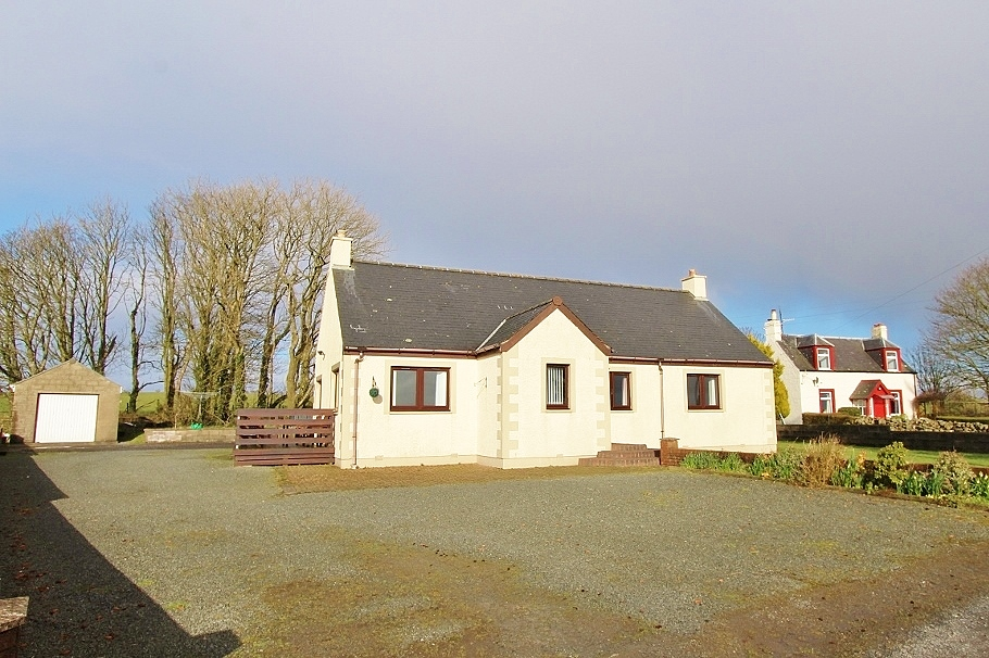 Photograph of 'Erin-View'  No3 Fineview, Glenluce