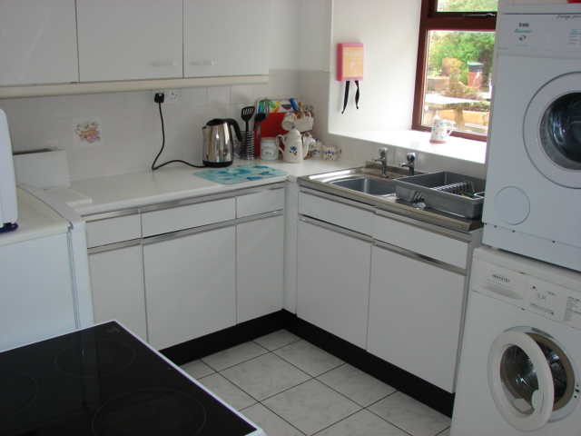 Photograph of Garden Cottage kitchen