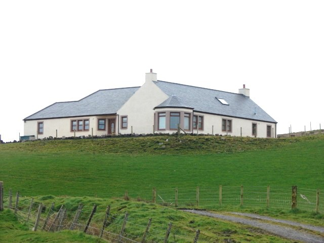 Photograph of Hollybank House, Portpatrick