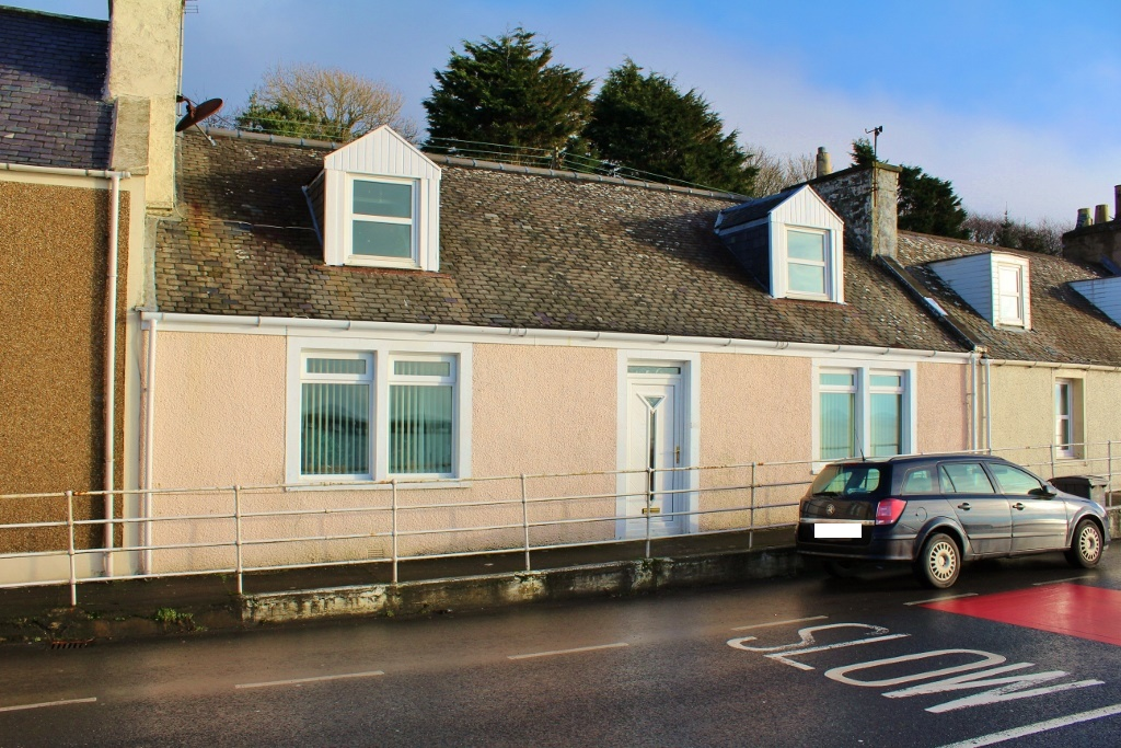 Photograph of 'Lilac Cottage', Cairnryan