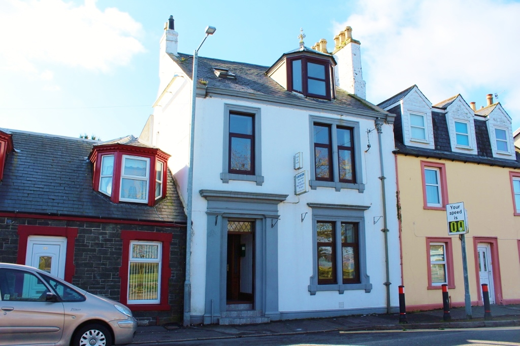 Photograph of Lochview Guest House, Stranraer