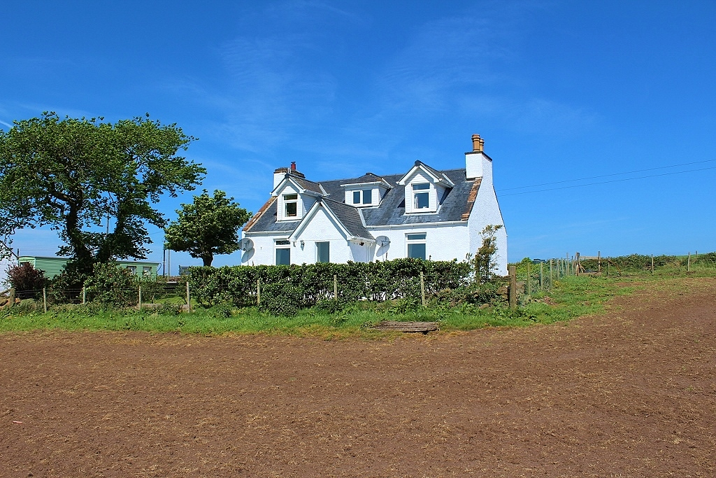 Photograph of North Lossat Farm, Kirkcolm