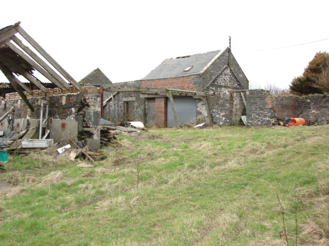Photograph of The Bine Steading, Ervie, Leswalt