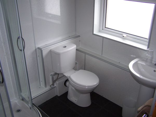 Photograph of Twin room en-suite
