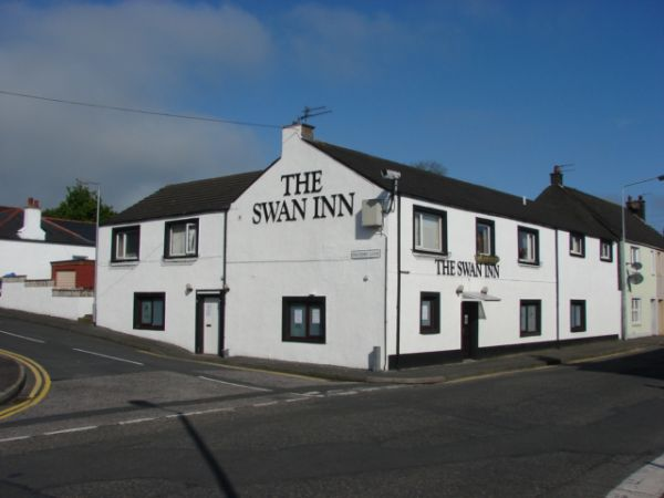 Photograph of The Swan Inn, Stranraer