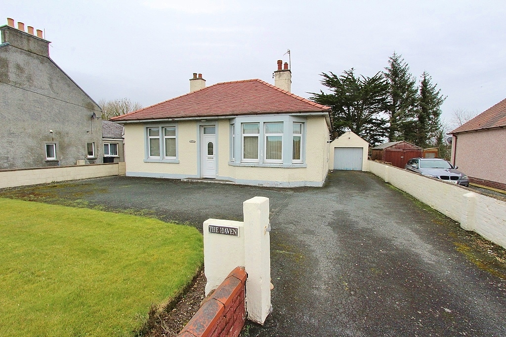 Photograph of 'The Haven'  Stoneykirk Road, Stranraer